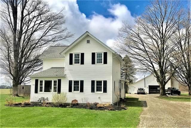 12764 Vaughn Street, Concord, NY 14141 (MLS #B1230341) :: BridgeView Real Estate Services