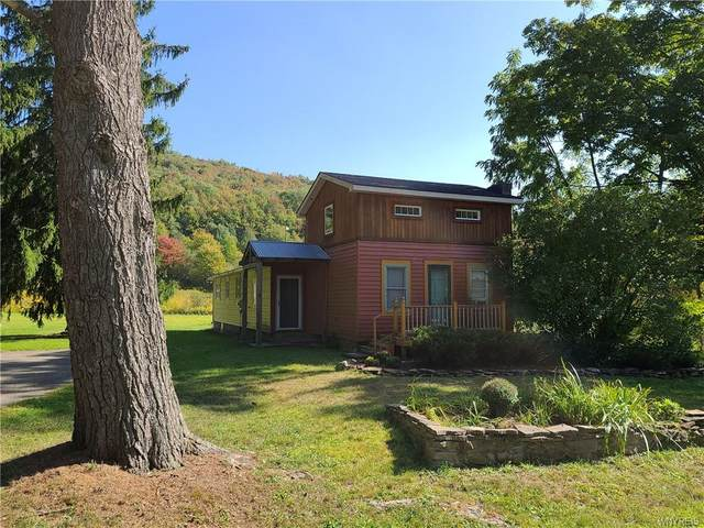 5744 Mutton Hollow Road, Little Valley, NY 14779 (MLS #B1289948) :: Lore Real Estate Services