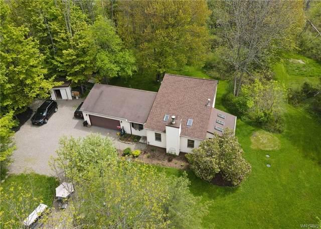 45 Short Road, Aurora, NY 14170 (MLS #B1331430) :: BridgeView Real Estate Services