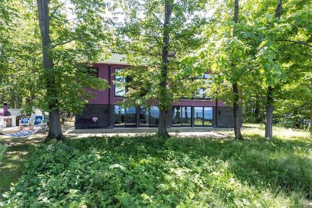 6664 Lake Shore Road, Evans, NY 14047 (MLS #B1340816) :: BridgeView Real Estate Services