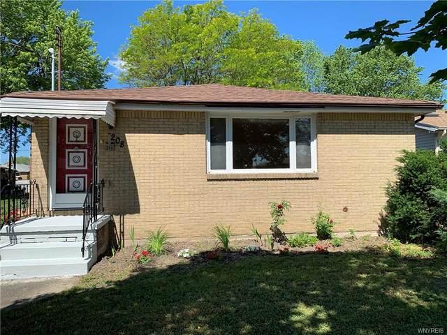 208 Raymond Avenue, Cheektowaga, NY 14227 (MLS #B1342666) :: 716 Realty Group