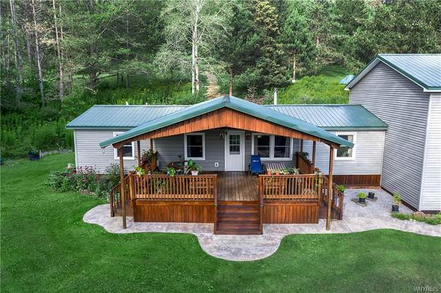 8972 Liebler Hill Road, Little Valley, NY 14755 (MLS #B1356702) :: BridgeView Real Estate