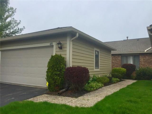 48 Mountain Ash Trail, Webster, NY 14580 (MLS #R1189282) :: Robert PiazzaPalotto Sold Team