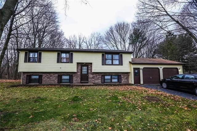 394 Haley Road, Walworth, NY 14519 (MLS #R1309319) :: TLC Real Estate LLC