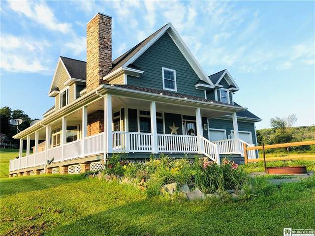 6652 Maples Road, Ellicottville, NY 14731 (MLS #R1319765) :: Thousand Islands Realty