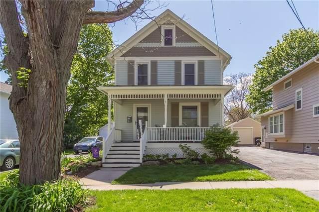 206 Park Street, Canandaigua-City, NY 14424 (MLS #R1336312) :: 716 Realty Group