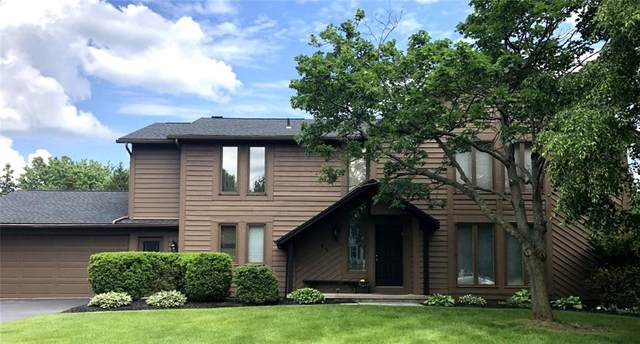 55 Copper Woods, Pittsford, NY 14534 (MLS #R1341140) :: Robert PiazzaPalotto Sold Team