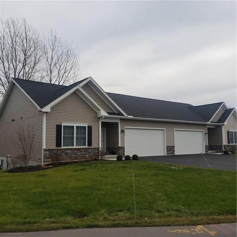 3287 Eastwind Way, Canandaigua-Town, NY 14424 (MLS #R1345627) :: Robert PiazzaPalotto Sold Team