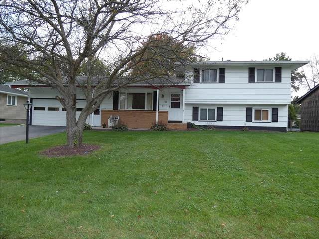 11 Rocklea Drive, Gates, NY 14624 (MLS #R1370034) :: Lore Real Estate Services