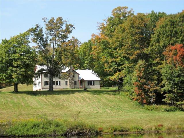 3901 Schibley Road, West Turin, NY 13325 (MLS #S1064979) :: The Chip Hodgkins Team