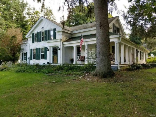 134 Furman Mill Road, Sherburne, NY 13460 (MLS #S1179647) :: Thousand Islands Realty
