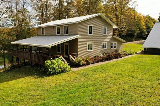 9185 N Pond Road, Boonville, NY 13309 (MLS #S1226378) :: Updegraff Group