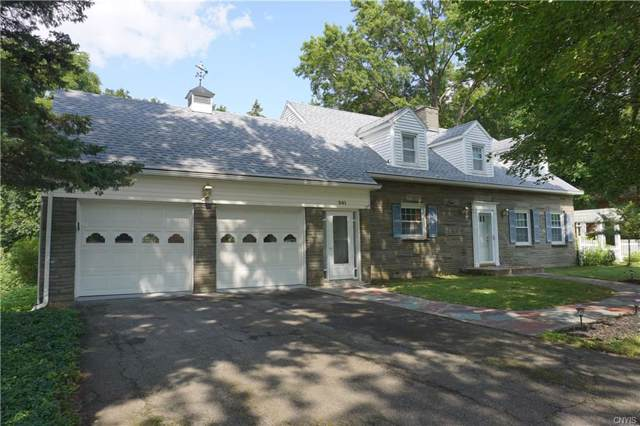 241 Higby Road, New Hartford, NY 13501 (MLS #S1236874) :: BridgeView Real Estate Services