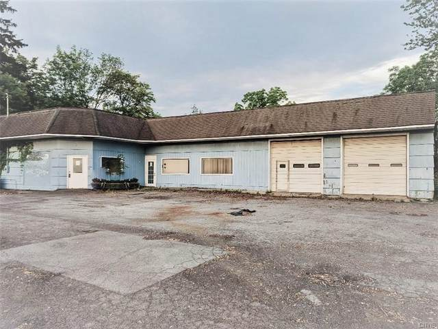 345 State Route 14, Lyons, NY 14489 (MLS #S1238668) :: TLC Real Estate LLC