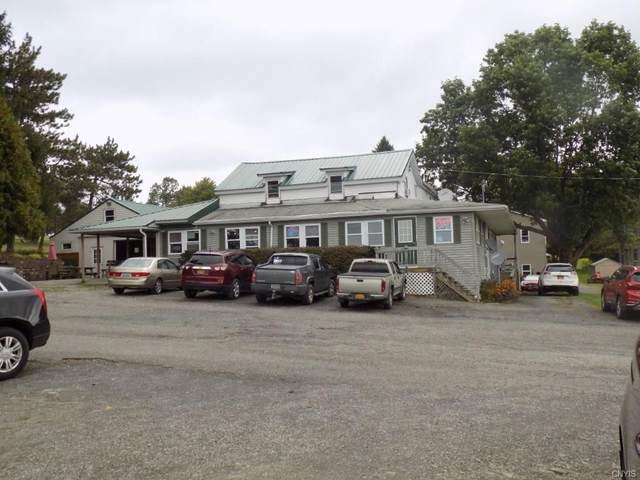3635 State Route 80, Sherburne, NY 13460 (MLS #S1251151) :: Robert PiazzaPalotto Sold Team