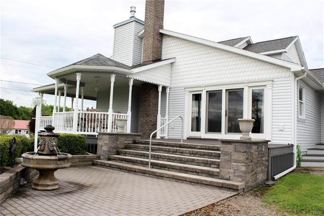 790 State Route 104B, New Haven, NY 13114 (MLS #S1267287) :: Thousand Islands Realty