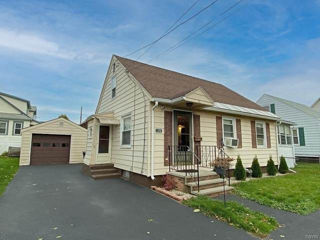 126 Hazelhurst Avenue, Syracuse, NY 13206 (MLS #S1305883) :: BridgeView Real Estate Services