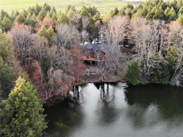 3162 Lake Moraine Road, Madison, NY 13346 (MLS #S1329751) :: BridgeView Real Estate Services