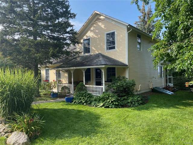 2864 Nunnery Road, Spafford, NY 13152 (MLS #S1356403) :: BridgeView Real Estate