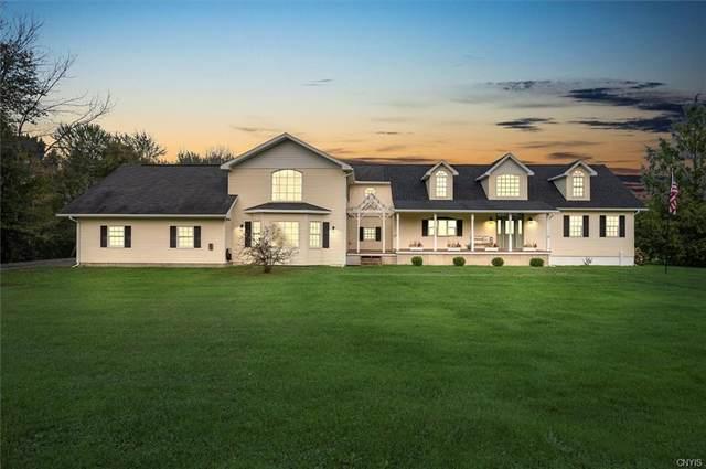 8958 N Main Street, Lenox, NY 13032 (MLS #S1365656) :: Serota Real Estate LLC