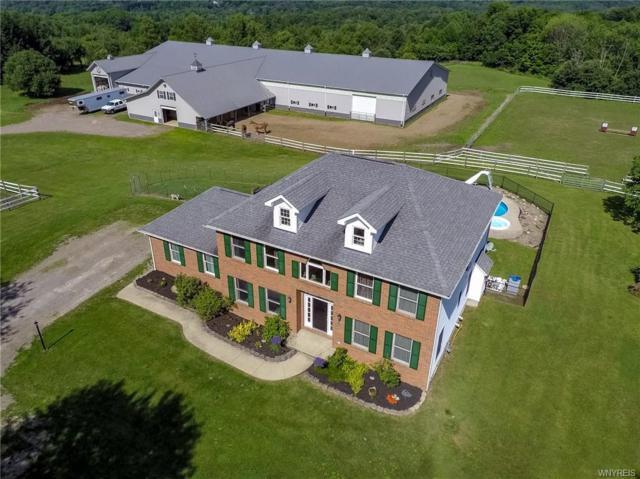 6571 Vermont Hill Road, Wales, NY 14139 (MLS #B1131045) :: The Glenn Advantage Team at Howard Hanna Real Estate Services