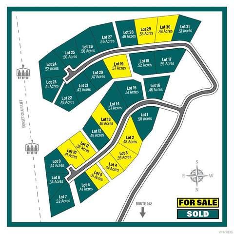 Lot #19 Westmont Ridge, Mansfield, NY 14731 (MLS #B1159853) :: BridgeView Real Estate