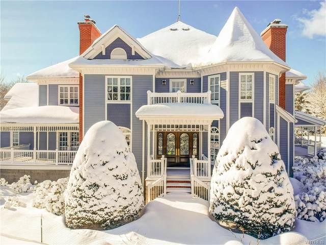 12449 Centerline Road, Wales, NY 14139 (MLS #B1256935) :: TLC Real Estate LLC