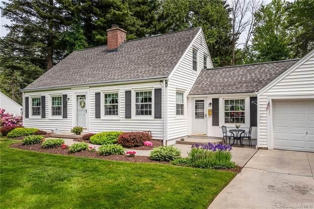 66 Crescent Drive, Orchard Park, NY 14127 (MLS #B1340820) :: TLC Real Estate LLC