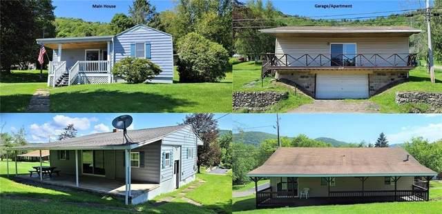 219 N Brooklynside Road, Liberty-Town, PA 16743 (MLS #R1307722) :: Serota Real Estate LLC