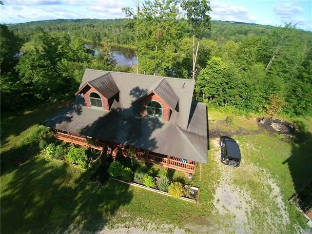 3729 Davis Bridge Road Road, Lyonsdale, NY 13368 (MLS #S1195928) :: Lore Real Estate Services