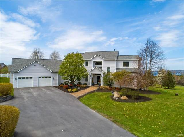 15 Deer Run, Niles, NY 13152 (MLS #S1260074) :: MyTown Realty
