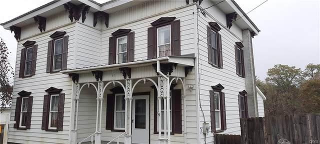 32 East Street, Edmeston, NY 13335 (MLS #S1367488) :: Serota Real Estate LLC