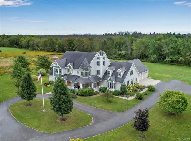 11411 Stolle Road, Marilla, NY 14052 (MLS #B1150918) :: Lore Real Estate Services