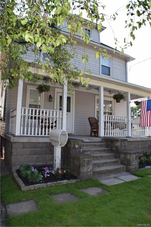 122 Delaware Street, Tonawanda-City, NY 14150 (MLS #B1063143) :: HusVar Properties