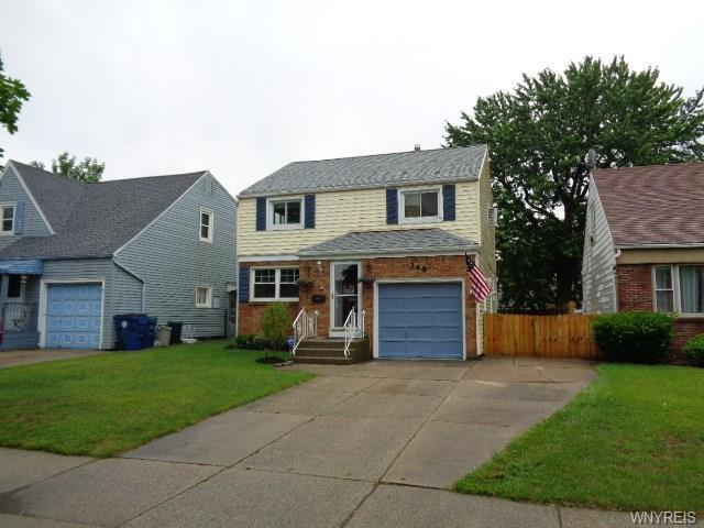 348 Rosedale Boulevard, Amherst, NY 14226 (MLS #B1063657) :: HusVar Properties