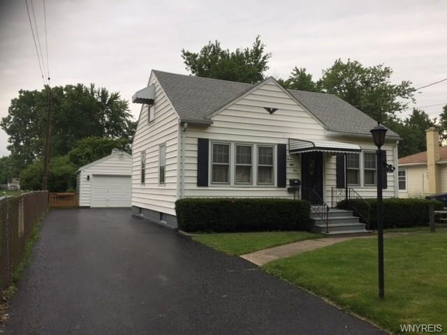 355 Green Street, Lockport-City, NY 14094 (MLS #B1063821) :: HusVar Properties