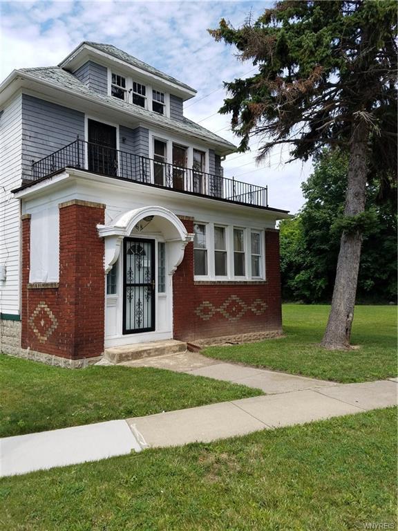 68 Moeller Street, Buffalo, NY 14211 (MLS #B1063882) :: HusVar Properties