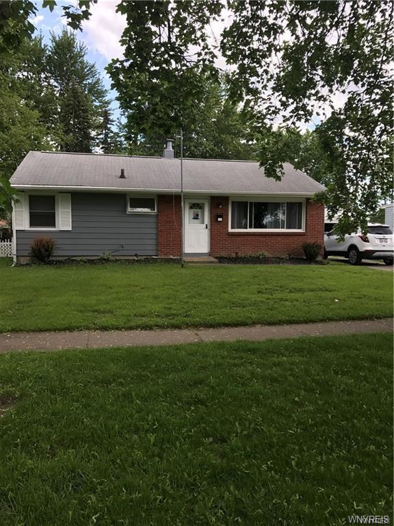 1645 Eddy Drive, North Tonawanda, NY 14120 (MLS #B1076767) :: HusVar Properties