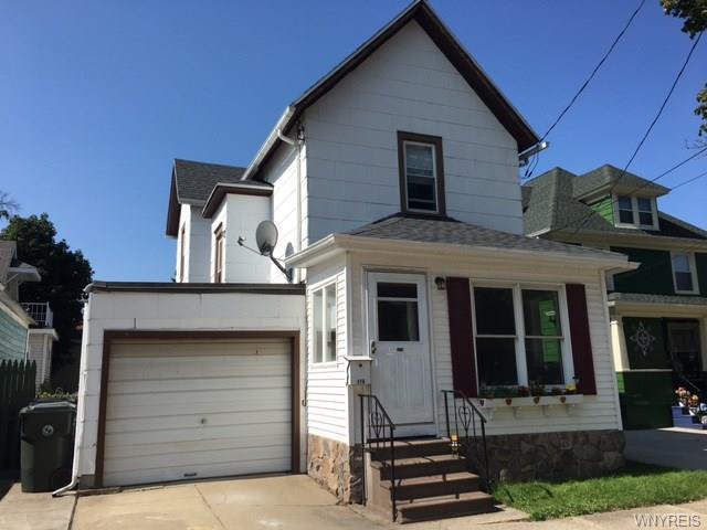 176 Lincoln Avenue, North Tonawanda, NY 14120 (MLS #B1077420) :: HusVar Properties
