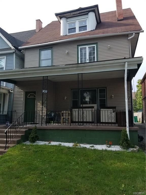 302 Lafayette Avenue, Buffalo, NY 14213 (MLS #B1077633) :: HusVar Properties