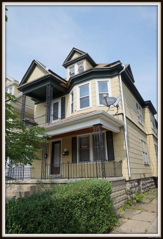 302 W Delavan Avenue, Buffalo, NY 14213 (MLS #B1077734) :: HusVar Properties
