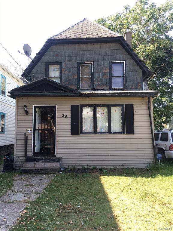 26 Dewitt Street, Buffalo, NY 14213 (MLS #B1077976) :: The Chip Hodgkins Team