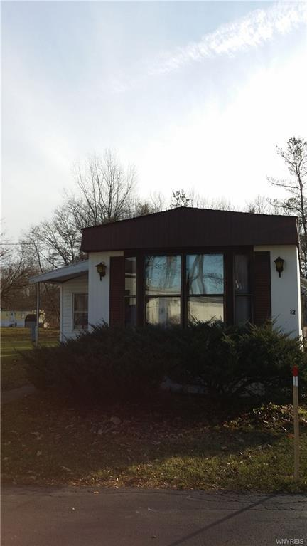 4195 S Route 219 #12, Great Valley, NY 14741 (MLS #B1090517) :: The Rich McCarron Team