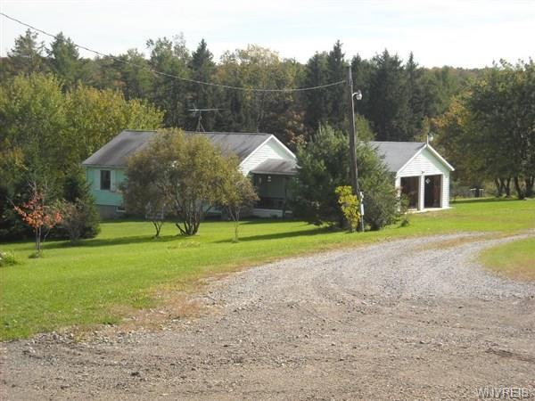 4953 Roszyk Hill Road, Machias, NY 14101 (MLS #B1101594) :: The Rich McCarron Team