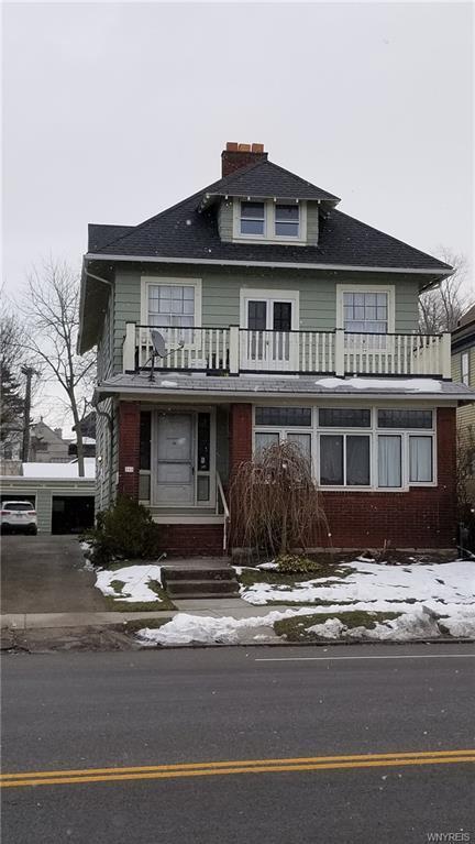 363 Parkside Avenue, Buffalo, NY 14214 (MLS #B1103407) :: The Rich McCarron Team