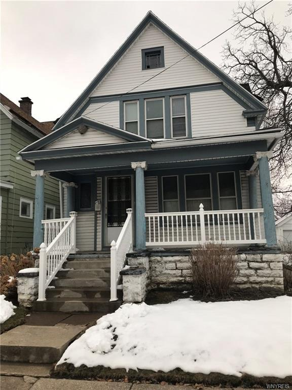 77 Bissell Avenue, Buffalo, NY 14211 (MLS #B1103885) :: The Chip Hodgkins Team