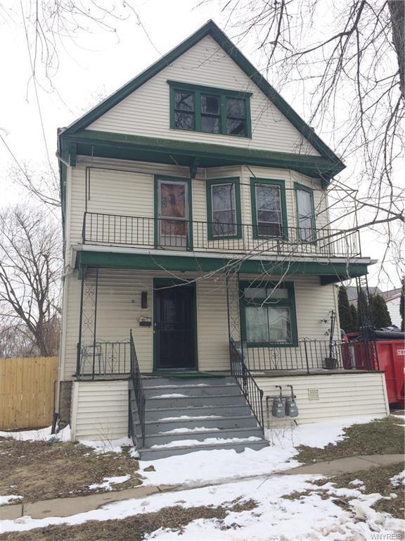 11 Gerhardt Street, Buffalo, NY 14208 (MLS #B1104085) :: The Chip Hodgkins Team