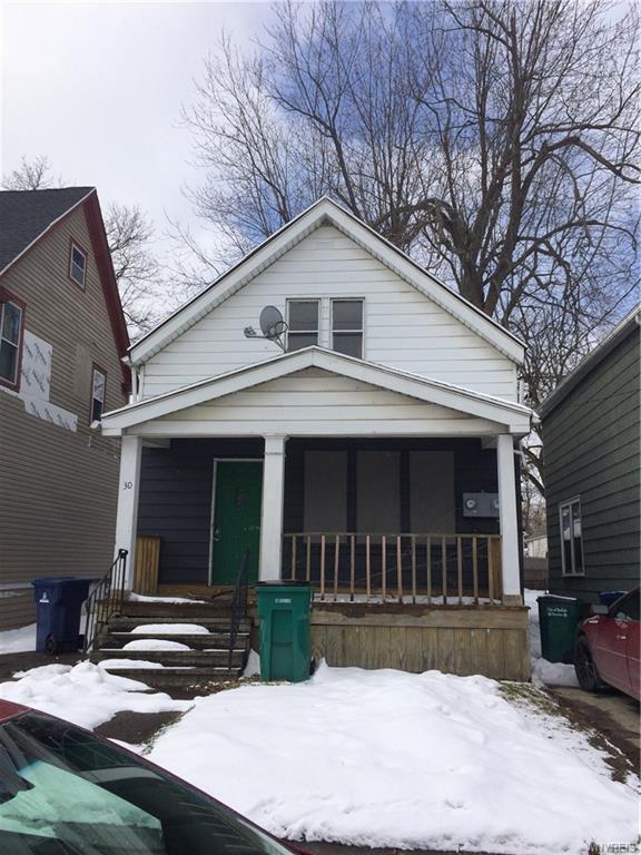 30 Zelmer Street, Buffalo, NY 14211 (MLS #B1104282) :: The Chip Hodgkins Team