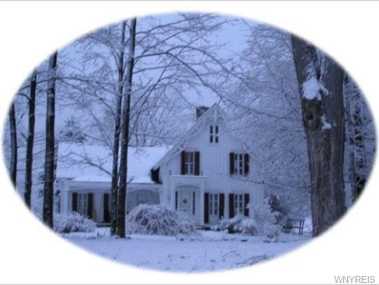 12331 Route 78 (Strykersville Rd), Wales, NY 14052 (MLS #B1104513) :: The Rich McCarron Team