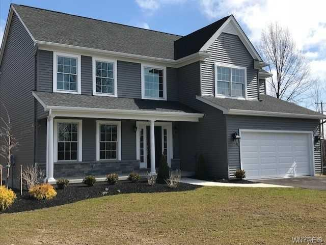 0 Tranquility, Orchard Park, NY 14127 (MLS #B1105361) :: The Rich McCarron Team